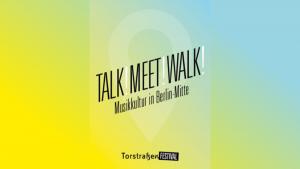 Talk!Meet!Walk! Poster