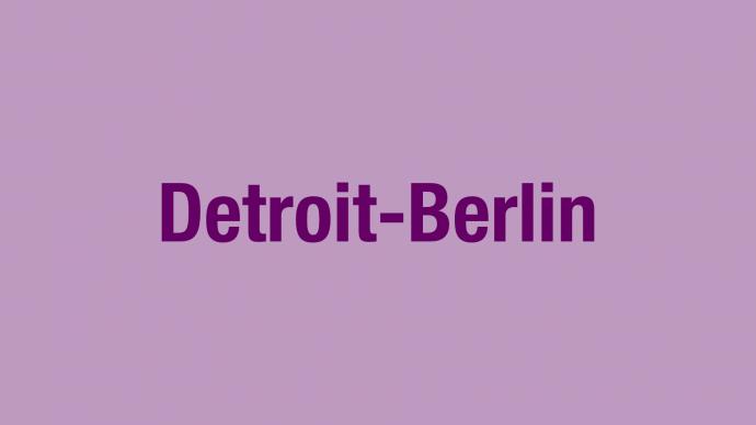 Detroit-Berlin-Connection