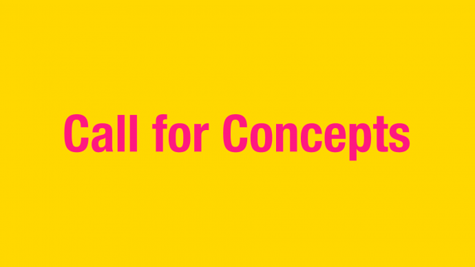 Call for Concepts: 2. Förderrunde 2021