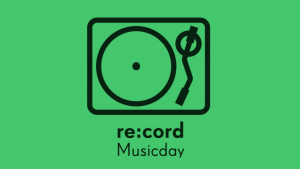 re:cord Musicday Logo