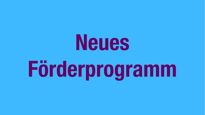 Neues Förderprogramm: Supporttourförderung