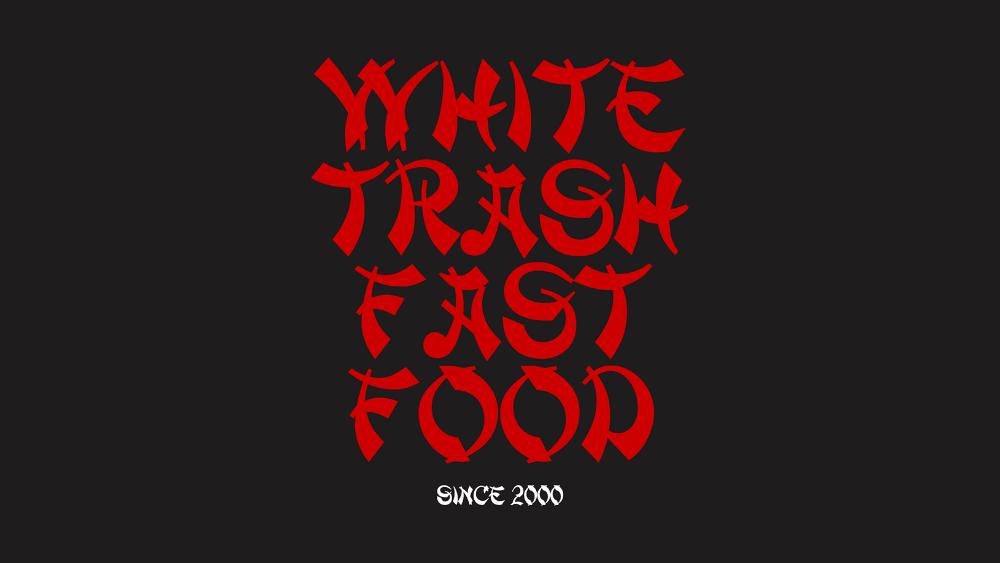 White Trash Fast Food_Logo