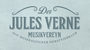 Jules Verne Musikvereyn Logo