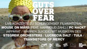 Ask Helmut Guts Over Fear Veranstaltungsbanner