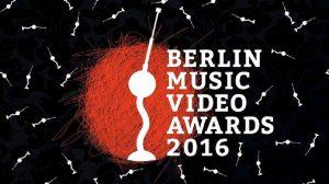 Berlin Music Video Awards 2016 Grafik