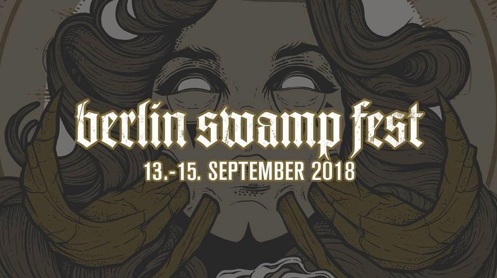 Berlin Swamp Fest 2018 Veranstaltungsbanner