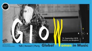 GLOW Veranstaltungsbanner September 2018