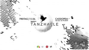 Tanzhalle Event Banner
