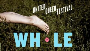 WHOLE - United Queer Festival Logo