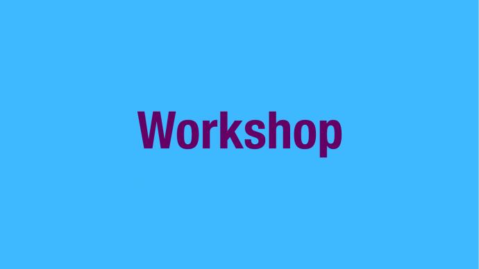 Workshop: Barrierefreie Veranstaltungsplanung