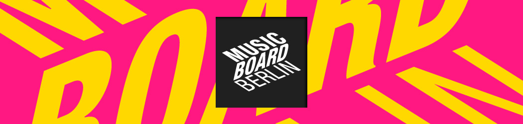 Musicboard Berlin - We ♥ Pop Culture