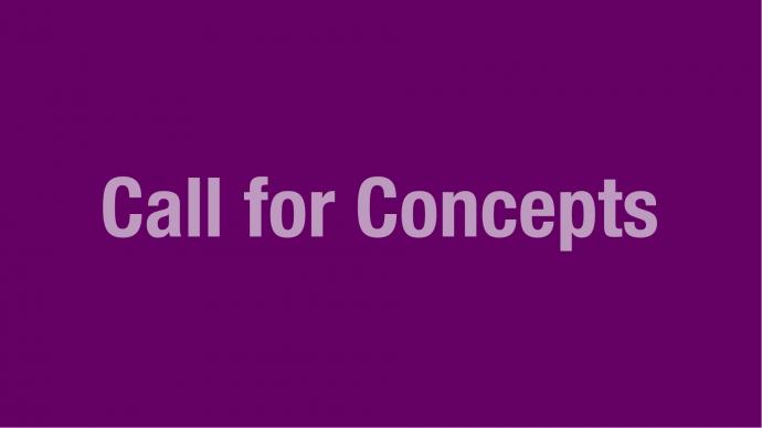 Call for Concepts: Stipendien & Residenzen 2021 & Neue Antragsfrist