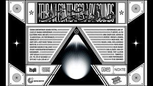 Tehran Contemporary Sounds 2019 Veranstaltungsbanner