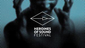 Heroines of Sound Festivalbanner