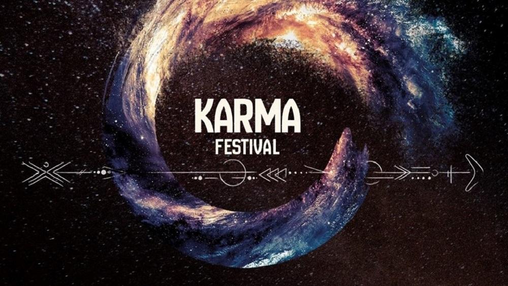 Karma Festival 2019 Veranstaltungsbanner