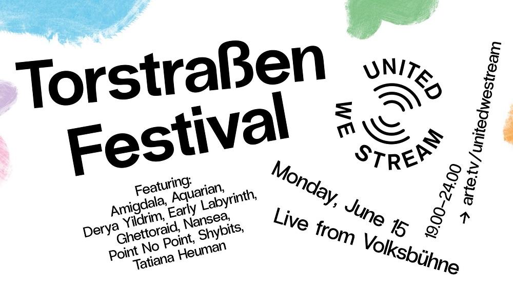 Torstraßen Festival 2020 Banner
