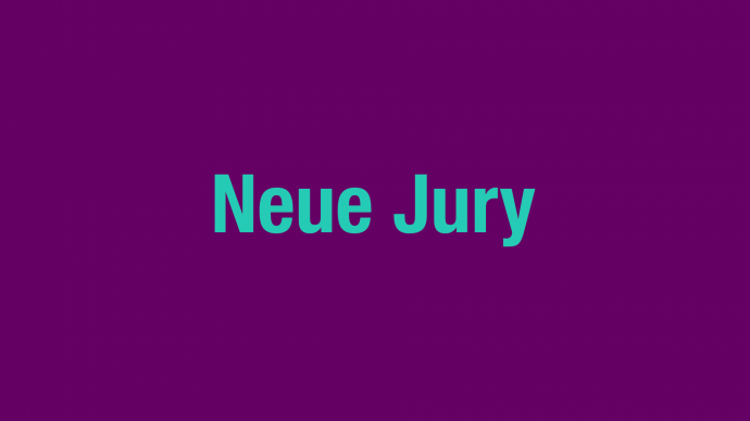 Neue Jury: Projektförderung