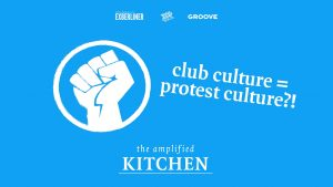 The Amplified Kitchen Veranstaltungsbanner