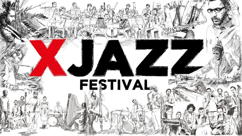 XJAZZ Logo