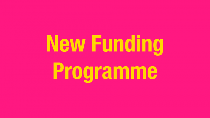 New Funding Programme: Label Funding 2020