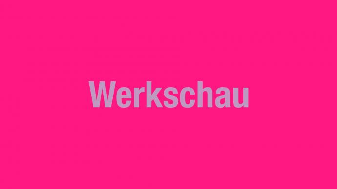 Einladung: Werkschau – Artists in Residence