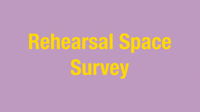 Berlin Rehearsal Space Survey: Results & Analysis