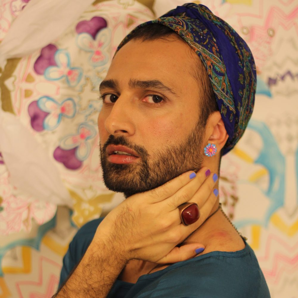 Anthony Hüseyin (Foto: Svetlana Prigoditch)