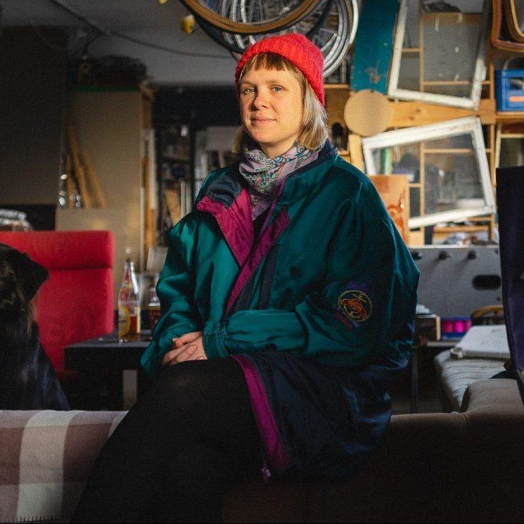 Eilis Frawley (Foto: Janina Gallart)