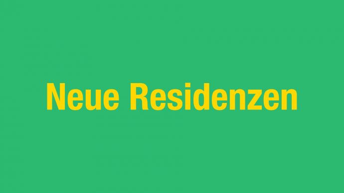 Call for Concepts: Residenzen HELLERAU, Schloss Bröllin, Sternhagen Gut 2020
