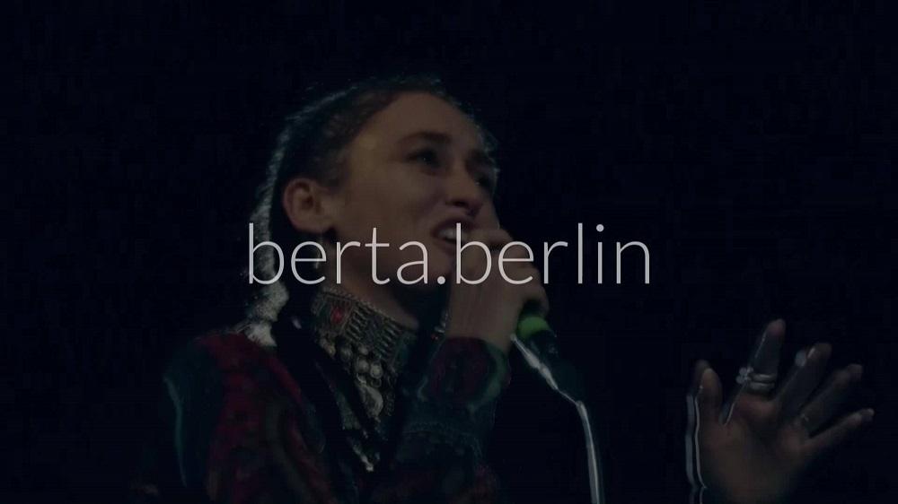 berta.berlin Logo