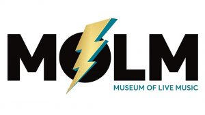 MOLM Museum of Live Music Logo