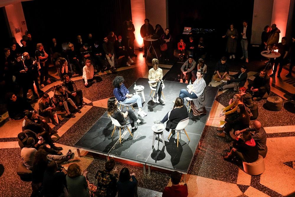 New Year's Reception 2020 (Photo: Roland Owsnitzki)