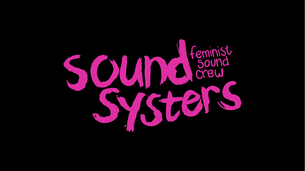 SoundSysters Feminist Sound Crew Logo