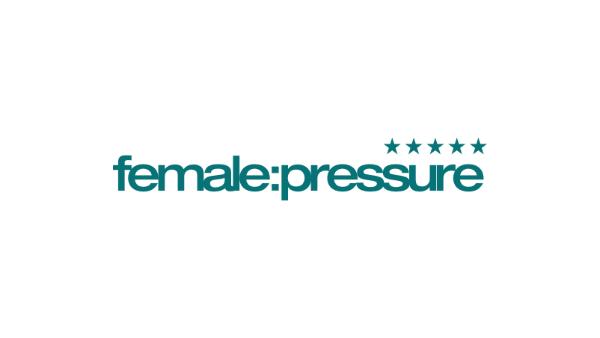 female:pressure Logo