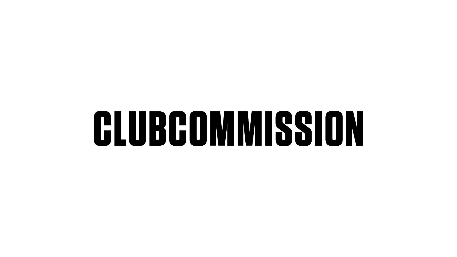 Clubcommission Berlin Logo