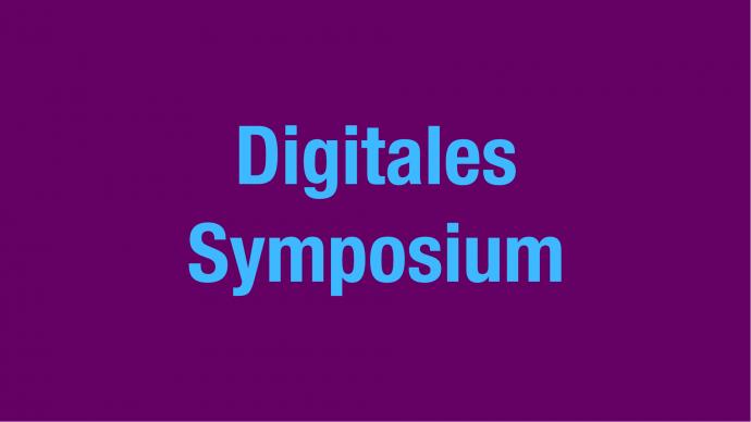 Einladung: Digitales Symposium – The Artists Are Present