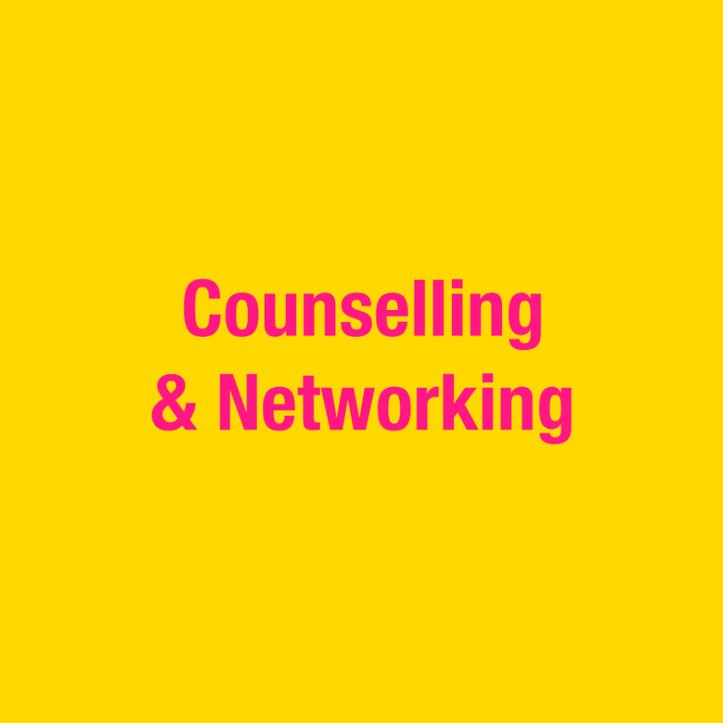 Counselling & Networking