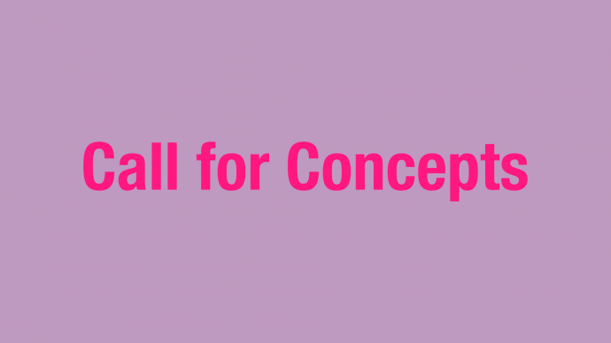 Call for Concepts: 1. Förderrunde 2022